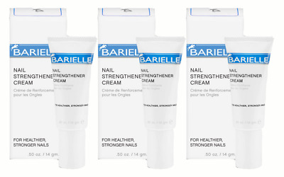 Barielle Nail Strengthener Cream Value Trio Pack (3x14g)