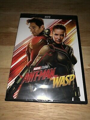 NEW SEALED Ant-Man and the Wasp (DVD 2018)