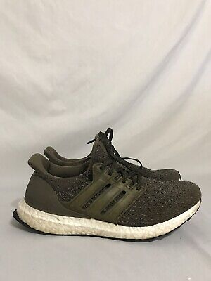 ba97e20d805 ADIDAS ULTRA BOOST 3.0 - Trace Olive - Men s Size 9.5 -  80.00 ...