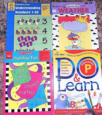 43 PREK - 2 Teacher Resource Books Arts Crafts Games Songs Themes