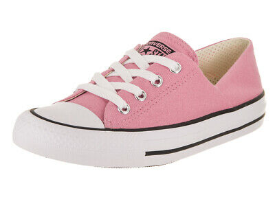 638565a10d11 Converse Women s Chuck Taylor All Star Coral Ox Light Orchid White Black  Casual