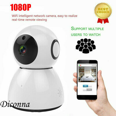 New Night HD Vision Wireless WiFi Smart Home Security Camera Video Dog Monitor