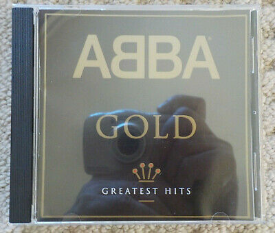ABBA - Gold (Greatest Hits) Indonesian Pressing - CD ALBUM [USED - VGC]