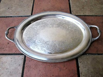 International Silver Castleton Medium Waiters Tray 807