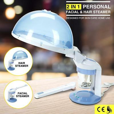 Pleasant Spa Pro Personal Table Top Face Hair 2 In 1 Mini Facial Interior Design Ideas Clesiryabchikinfo