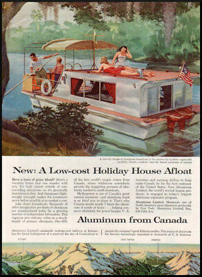 1956 vintage ad for Canadian Aluminum -1363