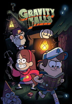 "007 Gravity Falls - Disney Mabel Pines USA Cartoons 14""x20"" Poster"