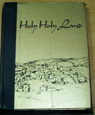 Holy Holy Land Charles L. Wallis Hardcover Used Good