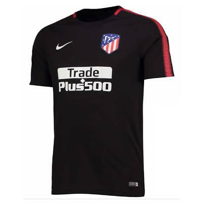 48524d50 ATLETICO MADRID OFFICIAL Nike Home Football Shirt 2017-2018 NEW ...