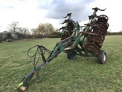 Cousins 4.6M Packa Roll/ Double Press With Tines/ Cultivator For Tractor