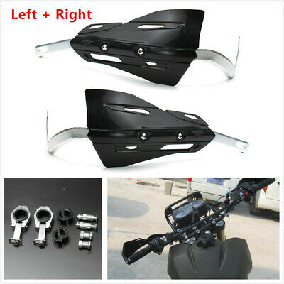 """Pair 7/8"""" 1 1/8"""" Scooter Motorcycle Bikes Handguard Hand Guard Prevent Cold Wind"""