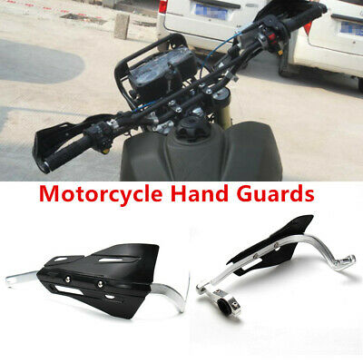 """2PCS 7/8""""/22MM 1 1/8""""/28MM Motorcycle Dirt Bike Hand Guard Kit Prevent Cold Wind"""
