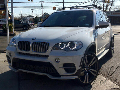 BMW X5 E70 LCI (2010-2013)  Full Body Kit