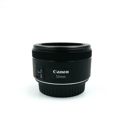 Canon EF 50mm 1:1,8 STM second hand