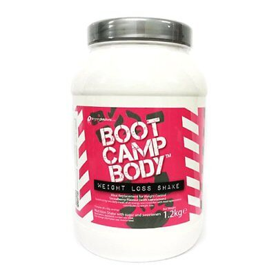 Diet Protein Strawberry Weight Loss VLCD Meal Replacement powder MRP drink