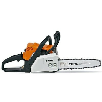 "STIHL MS170 BRAND NEW 30.1cc PETROL CHAINSAW 14"" GUIDE BAR 1130 200 0297"