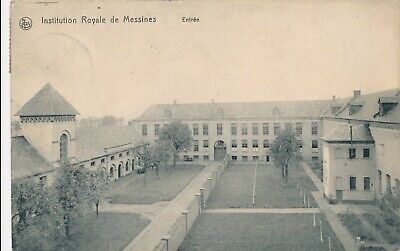 CPA - Belgique - Messines - Mesen - Institution Royale de Messines
