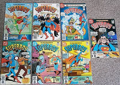 The New Adventures of SuperBoy 1980's