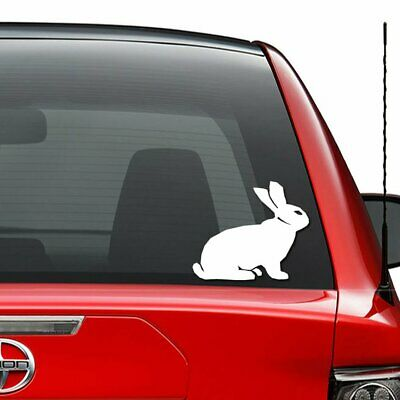 Terrific Rabbit Decals Bugs Bunny Car Bumper Window Vinyl Decal Gmtry Best Dining Table And Chair Ideas Images Gmtryco