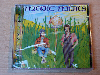 MINT & Sealed !! Lane & Marriott/Majic Mijits/2003 CD Album/Limited/Small Faces