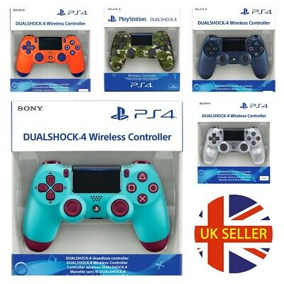 PS4 DualShock 4 Wireless Controller (VERSION 2) ✅ SAME DAY DISPATCH ✅ UK Seller