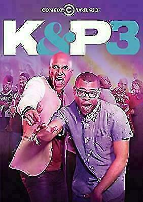 Key and & Peele Series Season 3 = New/Sealed DVD Region 4 - FREE POST