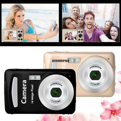 Durable Practical 16 Million Pixel Compact Home Digital Camera IXH4