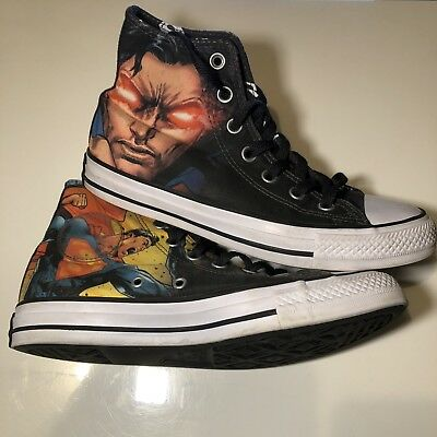 d24568f51073 375  CONVERSE SUPERMAN Hi Chucks DC Comic Schuhe Kinder Kids Grau Gr ...