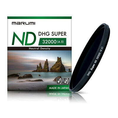 Marumi DHG Super ND32000 Neutral Density Filter 62mm | Professional Photography