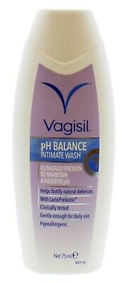 Vagisil Ph Balance Feminine Intimate Wash - 75ml Travel Size