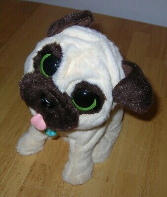 FURREAL FRIENDS JJ My Jumpin' Pug Puppy Pet Dog Interactive Toy