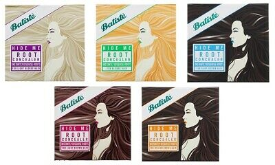 Batiste Hide Me Root Concealer Compact Mirror & Brush - Choose Hair Colour