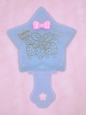 SWIMMER Japan Pastel Star Mirrors Cute Kawaii Nostalgic Fairy Polly Pocket Style