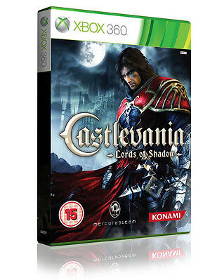 Castlevania Lords Of Shadow - Xbox 360  - New Sealed