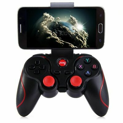 Wireless Joystick Bluetooth Remote Game Controller Gamepad for PC Android Phone