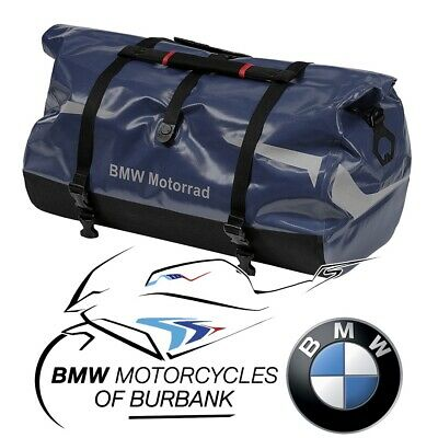 Luggage Roll Duffle Bag Genuine BMW Motorrad Motorcycle RIDE