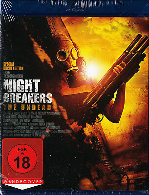 Nightbreakers - The Undead - Special UNCUT Edition - BluRay - *NEU*