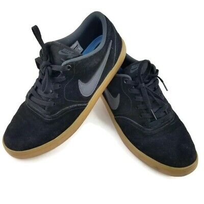 74e0e75a63 Nike SB Check Solar Shoes Low 843895-003 Black Anthracite Skate Shoes  Trainers
