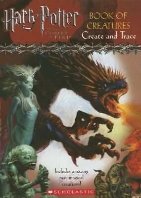 Harry Potter Book of Creatures Create and Trace Activity Book