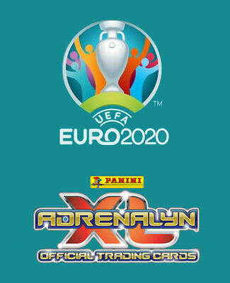 Panini Adrenalyn XL Road to UEFA Euro 2020 Limited Edition Cards
