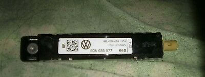 VW Golf VII 7 5G Antenna Amplificatore Radio Am/Fm 5g6035577