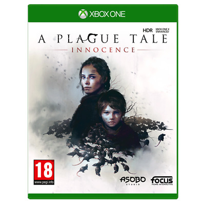 A Plague Tale: Innocence XBOX ONE / MULTILANGUAGE / READ DESCRIPTION