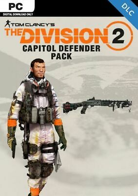 The Division 2 CAPITOL DEFENDER PACK DLC / PC ONLY/ FAST DELIVER SAME DAY !!!