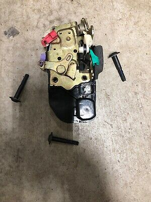 1998 2004 Dodge Durango Dakota Door Latch Lock Actuator Driver Left Front Tested