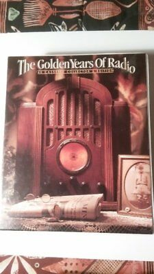 The Golden Years Of Radio 40 Cassette Collector's Edition