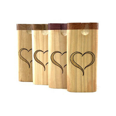 Heart Dugout - Bat Included - Assorted Colors