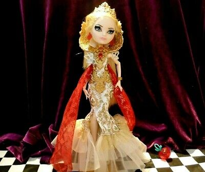 Monster High Ever After Apple White Royally Ever After Toys-r-Us 2014 EUC