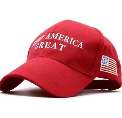 Keep America Great Hat Donald Trump MAGA Hat US President Red Cap Election Hat