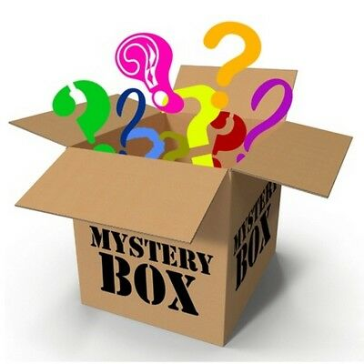 Mistery Box (No Trash Or Damaged Items) All BRAND New Goodies ! value DOUBLE + !