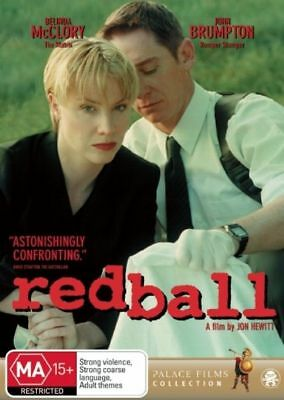 Redball (DVD, 2008) RARE NEW SEALED - FREE POST